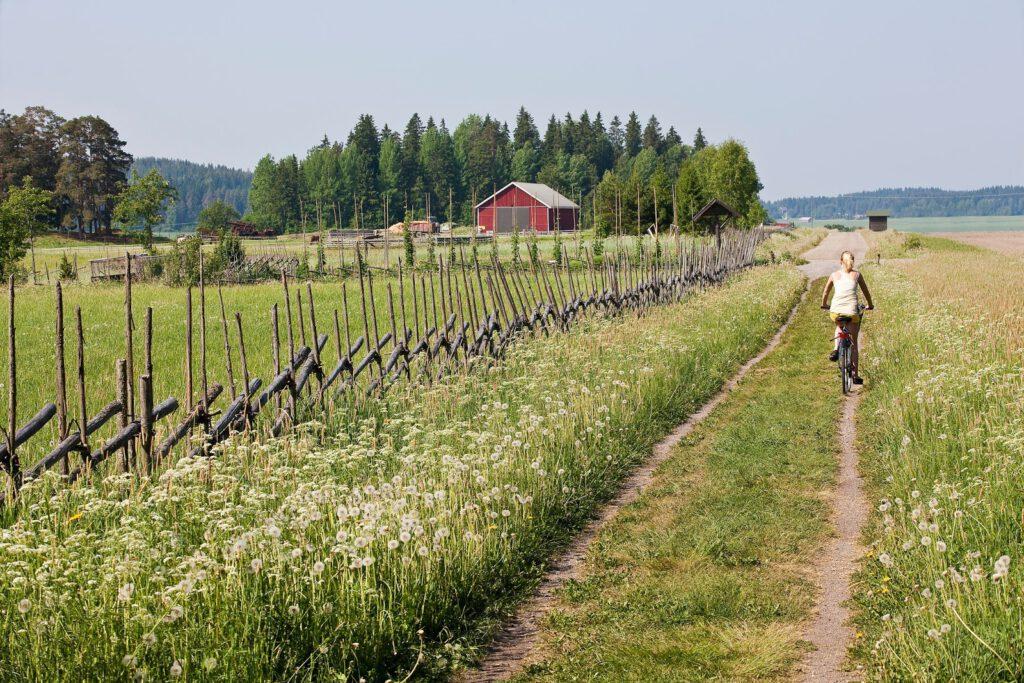 Maatilamatkailu, maatilaloma, perheloma