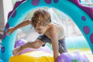 Suomen vesipuistot, Lomalle lasten kanssa